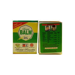 Pain Balm, For Personal