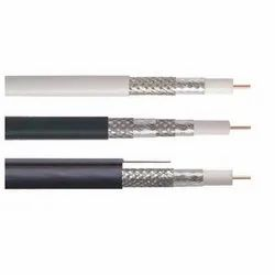 RG6 Coax Cable, Size: 80 To 100 M (length)