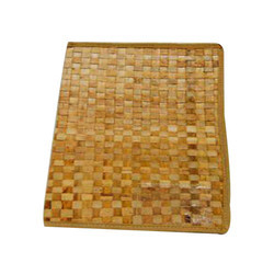 Brown Bamboo File Cover