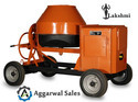 Diesel Engine Concrete Mixer Machine