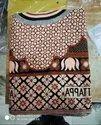 Mix Cotton Floral Print Solapuri Chadder Kattappa, Size: 60*90