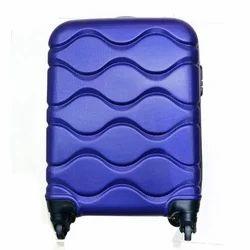 Blue Plastic Trolley Bags, Size: S, M, L