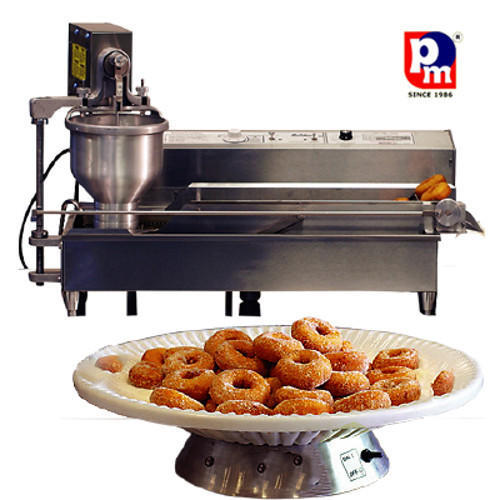 Donut Making Machine View Specifications Details Of Doughnut