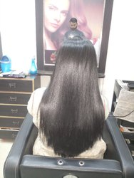 Women Hair Rebounding