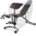 Gamma Fitness Olympic Weight Lifting Exercise Workout Bench