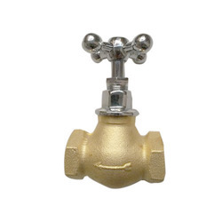 Brass Flush Cock