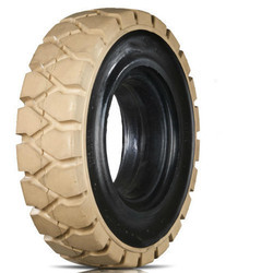 Non-Marking Tyres for Forklift