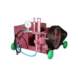 Medium Pressure Hydro Testing Pump
