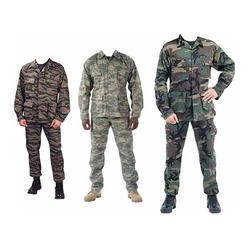 Army Uniforms & Fabrics