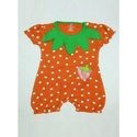 Printed Infant Baby Romper