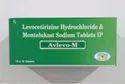 Levocetirizine Dihydrochloride and Montelukast Sodium Tablets