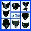 Hilex Super Splender Old Visor Glass