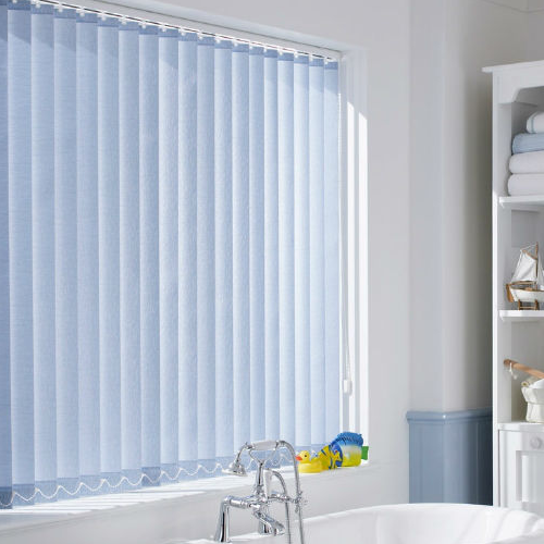 Vertical And Pvc Blind Size 4x4 Feet Rs 45 Square Feet
