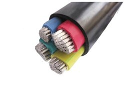 Three Half Core Aluminum Armoured Cable
