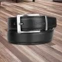 Black Formal Leather Belts