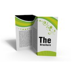Folded Brochure Printing Services