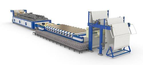 Automatic And Manual Multi-Color Textile Fabric Printing Machine, Printing Machine Type : Rotary Screen