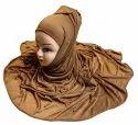Hosiery Cotton Plain Pearl Tassel Work Scarf Hijab For Women