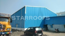 Warehouse Roofing Sheds