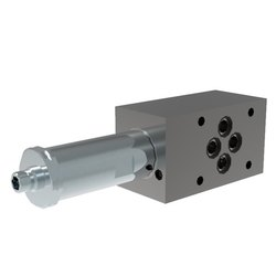 Pressure Relief Valve, Spool-Type, Pilot-Operated