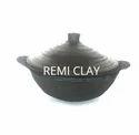Terracotta Clay Kadhai