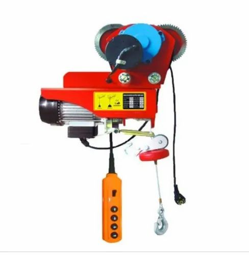 Damar Mini Electric Wire Rope Hoist, Capacity: 0-1 ton