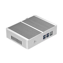 Fanless Mini PC Celeron