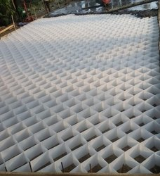 White Cell Filled Concrete, Packaging Type: PP Bag, Packaging Size: 3.75mtr x 15mtr