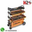 Folding Tool Trolley