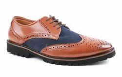 Semi Formal Synthetic Men Formal Shoe