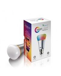 Silver 7w Smartlight Rainbow Led Bulb