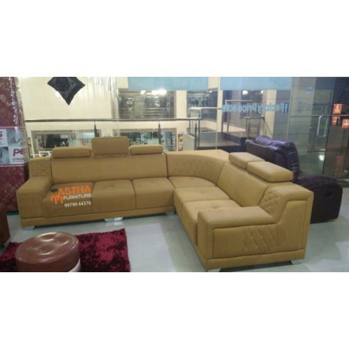 Cream Sofa Set
