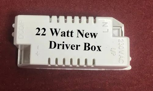 22 Watt New Driver Box