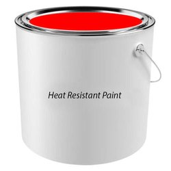 Heat Resistant Paint, Packaging Type: Bucket