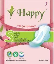 Ultra-Thin Sanitary Napkin, Size: Large
