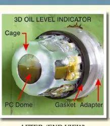 Oil sight glass