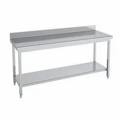 Stainless Steel Rectangular GK-026 Work Table
