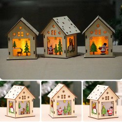 Snow Village Christmas at Lit House