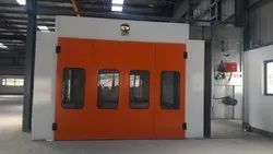 Paint Booth For Aviation Industry