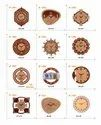 Custom Brown Promotional Wooden Wall Clock, For Home & Office