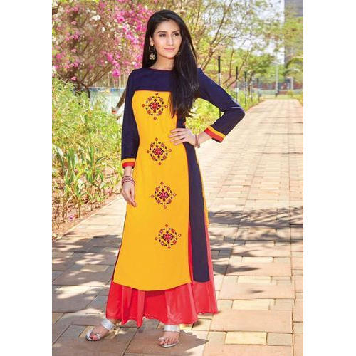 designer kurti dress material at rs 300 dress ka saman