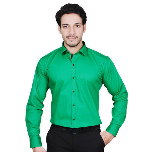 Mens Green Shirt at Rs 500 /piece | General Ganj | Kanpur | ID ...