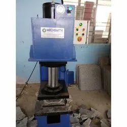 Hydraulic Granite Stamping Machine