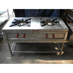 Double Burner Oven