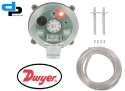 Dwyer BDPA-03-2-N Adjustable Differential Pressure Switch
