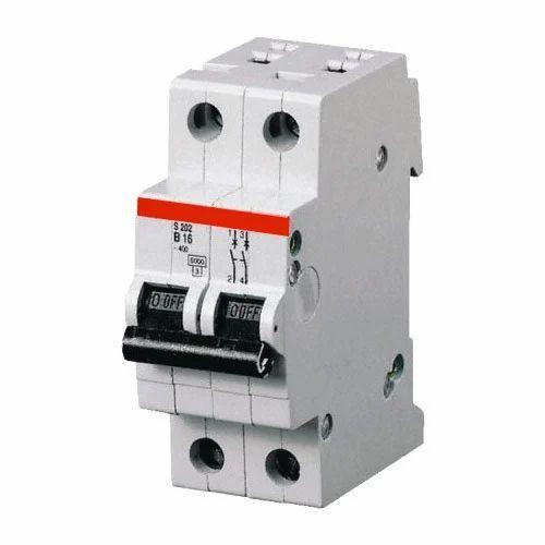 400V 100A Double Pole Miniature Circuit Breaker
