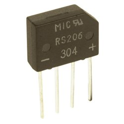 RS206 Bridge Rectifier