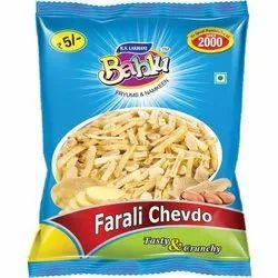 Babloo Fried Bablu Farali Chevdo Namkeen, Spicy, Packaging Size: 30 G