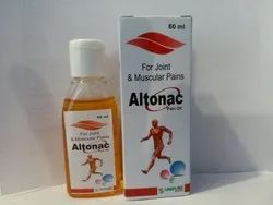 Joint and Muscular Pain Oil