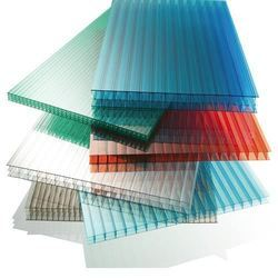 Colored Multiwall Polycarbonate Sheet
